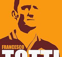 Totti by johnsalonika84