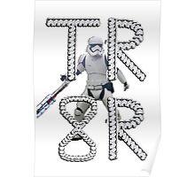 TR-8R Stormtrooper Poster