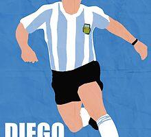 Maradona by johnsalonika84