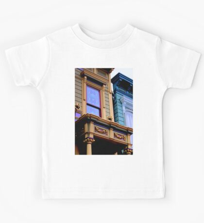 Grand Dame With Old Blue Kids Tee