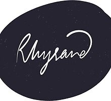 Rhysand - Night Design by floeing