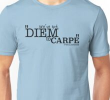 Flint Lockwood - We've got Diem to Carpe Unisex T-Shirt