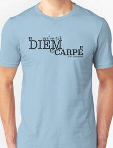 Flint Lockwood - We've got Diem to Carpe T-Shirt