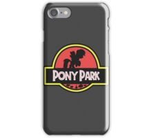 Pony Park iPhone Case/Skin