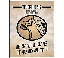 Bioshock Telekinesis Plasmid Photographic Print