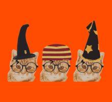 Potter cats2 Kids Tee