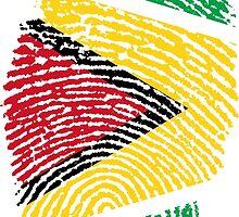 Guyana Finger by onegenerator