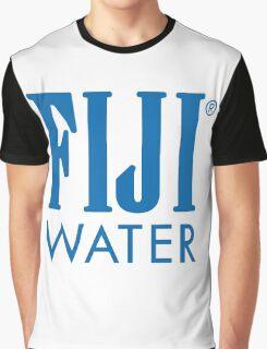 FIJI WATER | Logo Graphic T-Shirt