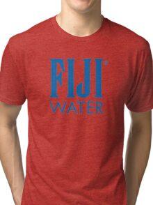 FIJI WATER | Logo Tri-blend T-Shirt