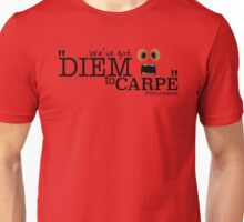 We've got Diem to Carpe! Flint lockwood Unisex T-Shirt