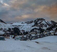 Stoos Switzerland by Ron Finkel