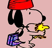 Snoopy Come Home by goneficri