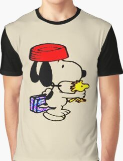 Snoopy Come Home Graphic T-Shirt