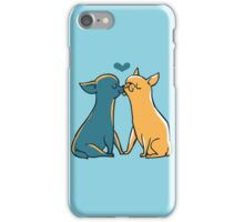 Chihuahua Kisses iPhone Case/Skin