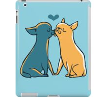 Chihuahua Kisses iPad Case/Skin