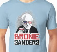 BRONIE SANDERS Unisex T-Shirt