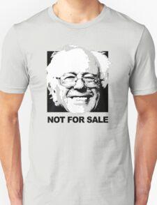 Bernie Sanders is not for sale Unisex T-Shirt
