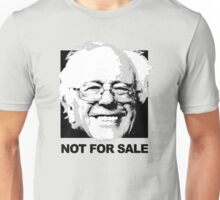 Bernie Sanders is not for sale Unisex T-Shirt