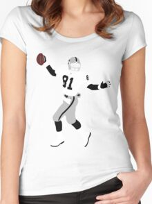 Tim Brown  Women's Fitted Scoop T-Shirt