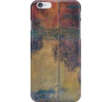 Claude Monet - The Water Lily Pond iPhone Case/Skin