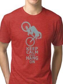 Mountain Bikes Tri-blend T-Shirt