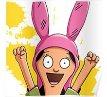 louise belcher Poster