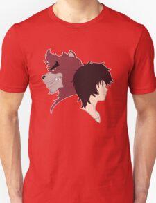 The Boy and the Beast - Kyuta and Kumatetsu Unisex T-Shirt