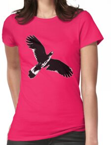 Messenger from The Universe  Womens Fitted T-Shirt