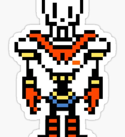 THE GREAT PAPYRUS Sticker