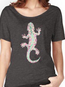 Pastel Barcelona Lizard Women's Relaxed Fit T-Shirt