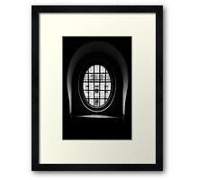 oval office Framed Print