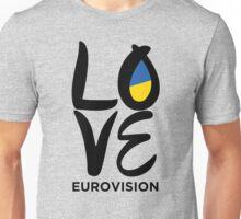 LOVE Eurovision [Ukraine] Unisex T-Shirt