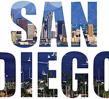San Diego by Obercostyle