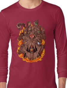 Spirits (Variant) Long Sleeve T-Shirt