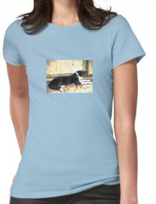Stable Duty Womens Fitted T-Shirt