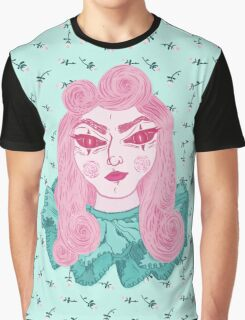 Sarah (RedbubbleArtParty) Graphic T-Shirt