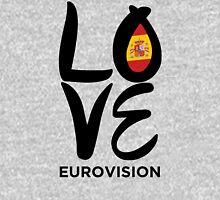 LOVE Eurovision [Spain] Unisex T-Shirt