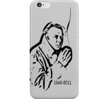 Christopher Hitchens iPhone Case/Skin