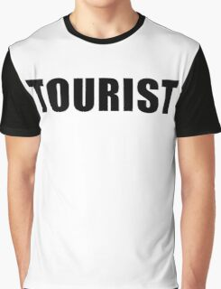 Tourist Graphic T-Shirt