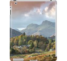 Autumn Elterwater Trees iPad Case/Skin