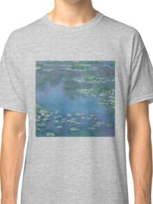 Claude Monet - Water Lilies (1906)  Impressionism Classic T-Shirt