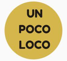 Un Poco Loco One Piece - Short Sleeve