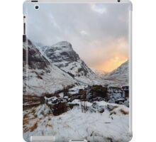 Snowy Sisters iPad Case/Skin
