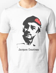 Jacques Cousteau  Unisex T-Shirt