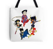 Team DC Tote Bag
