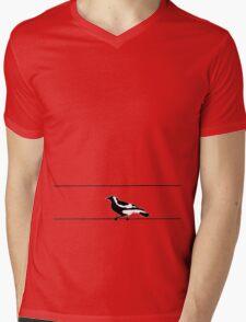 Pee Wee Mens V-Neck T-Shirt