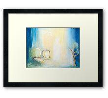 Auferstehung - Joy Of The Resurrection Framed Print