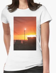 Brora Sunrise Womens Fitted T-Shirt