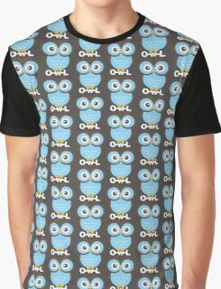 Owl Duvet - Good Night Graphic T-Shirt