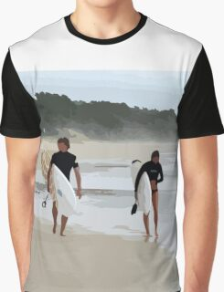 Surfer Love  Graphic T-Shirt